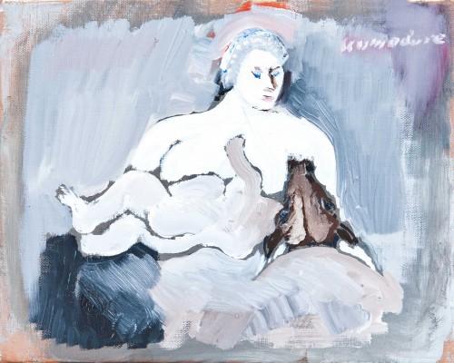 Baby Minotaur, 2010 - Bill Komodore