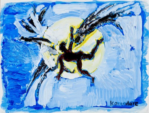 Icarus, 2010 - Bill Komodore