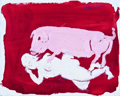 Love Bite, 2010 - Bill Komodore