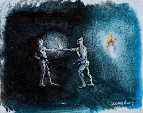 Prometheus, 2010 - Bill Komodore