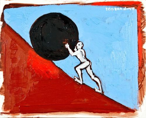 Sisyphus, 2010 - Bill Komodore