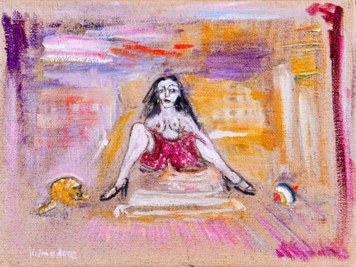 The Last Whore in Waxahatsie, 2010 - Bill Komodore